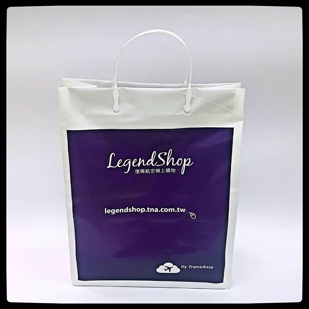塑膠條手提袋A301