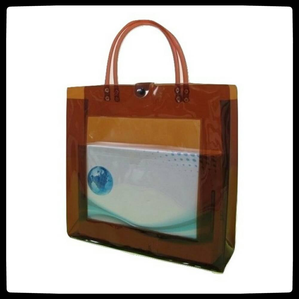 PVC手提袋J101